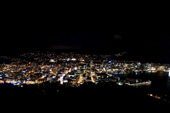 wellington-night-skyline